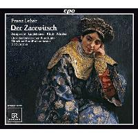 Der Zarewitsch: Operette In 3 Acts