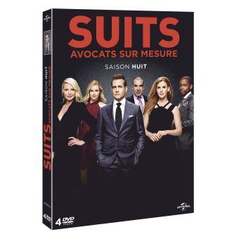 SuitsSuits Saison 8 DVD