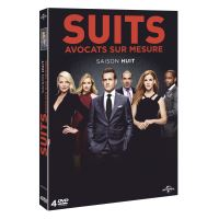 Suits Saison 8 DVD