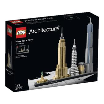 LEGO® Architecture 21028 New York