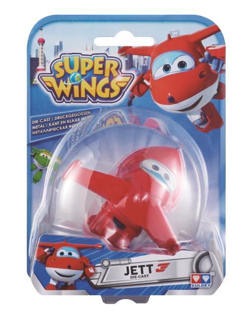 Super Wings-JEROME Die-cast Avion-NEUF