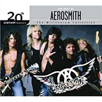 20th century masters the best of aerosmith