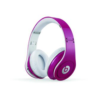 casque beats by dr dre studio pink casque filaire. Black Bedroom Furniture Sets. Home Design Ideas