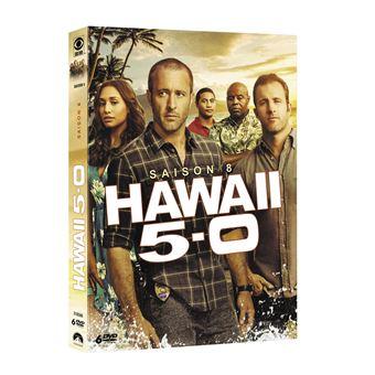 Hawaii 5-0Hawaii 5-0 Saison 8 DVD