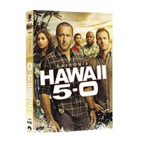 Hawaii 5-0 Saison 8 DVD