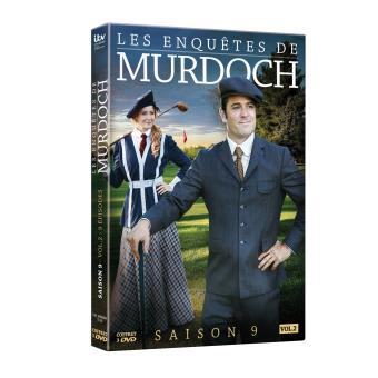 Les Enquêtes de MurdochLes Enquêtes de Murdoch Saison 9 Volume 2 DVD
