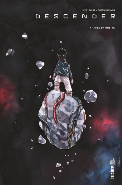 DESCENDER - Tome 4 - Descender Tome 4 - 9791026804031 - 8,99 €