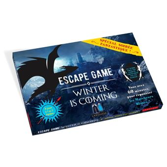 Escape Game Winter Is Coming