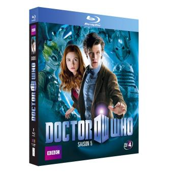 Doctor WhoB-DOCTOR WHO 5-VF