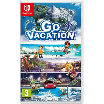 Go vacation NL SWITCH