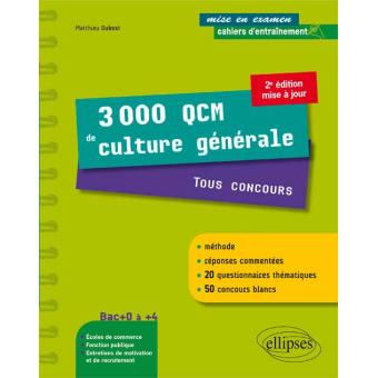 Culture générale journalisme