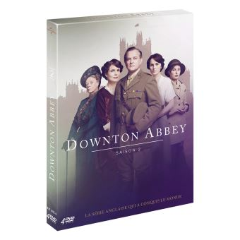Downton AbbeyDownton Abbey Saison 2 DVD