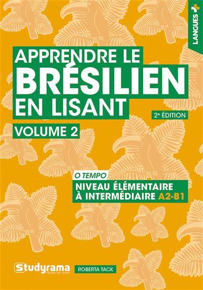 Apprendre le brésilien en lisant