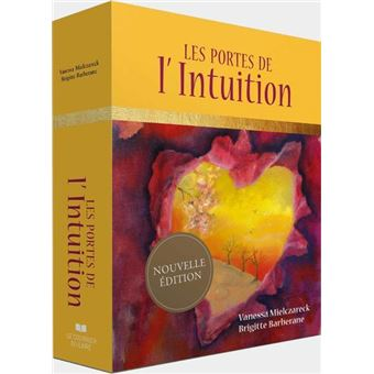 Les portes de l'intuition : cartes oracle
