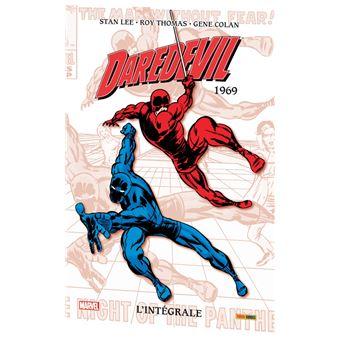 DaredevilDaredevil intégrale T05 1969