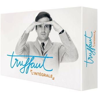 Coffret Truffaut 21 films DVD