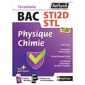 Physique-Chimie - Term STI2D/STL (Guide réflexe N°16) - 2018