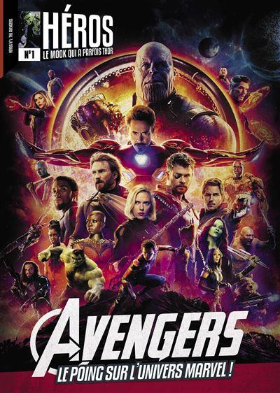 Héros 1 Avengers