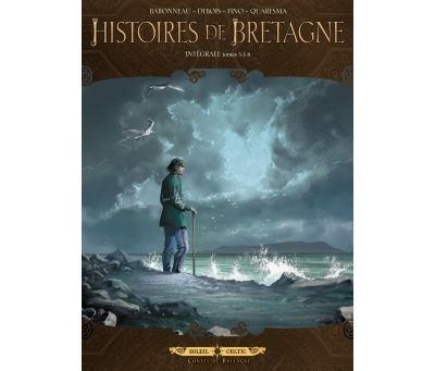 Histoires de Bretagne - Intégrale T05 à
