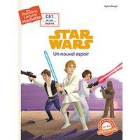 1ères lectures (CE1) Star wars n°5 : Un nouvel espoir