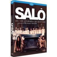 Salo ou les 120 jours de Sodome - Edition Prestige - Blu-Ray