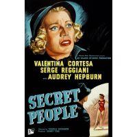 The Secret People DVD