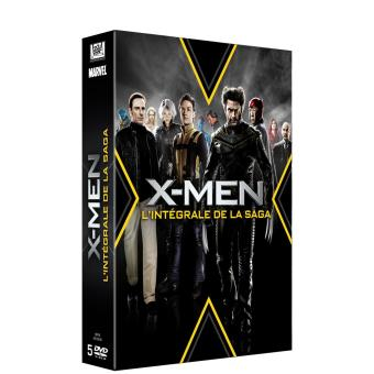 X-MenX-Men Trilogy DVD-Box