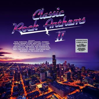 Classic rock anthems 2
