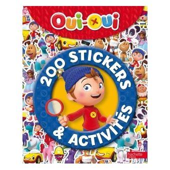 Oui-OuiOui-Oui - 200 stickers et activités
