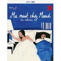Ma nuit chez Maud Combo Blu-Ray