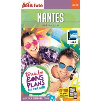 Petit Futé City Guide Nantes
