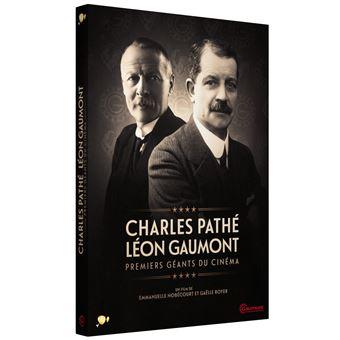 Charles Pathé et Léon Gaumont Premiers géants du cinéma DVD