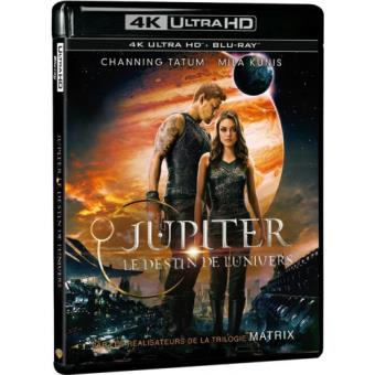 Jupiter : Le destin de l'Univers Blu-ray 4K