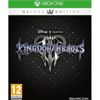 KINGDOM HEARTS III DELUXE EDITION FR/NL XONE
