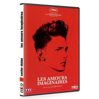 Les amours imaginaires DVD