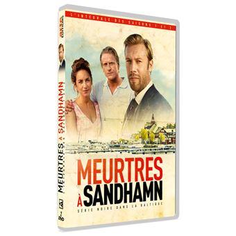 Meurtres àMeurtres à Sandhamn Saisons 1 et 2 Coffret DVD