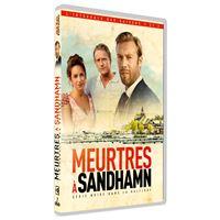 Meurtres à Sandhamn Saisons 1 et 2 Coffret DVD
