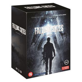 Falling SkiesFalling Skies Saisons 1 à 5 DVD