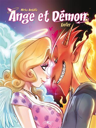 Ange et démon BD