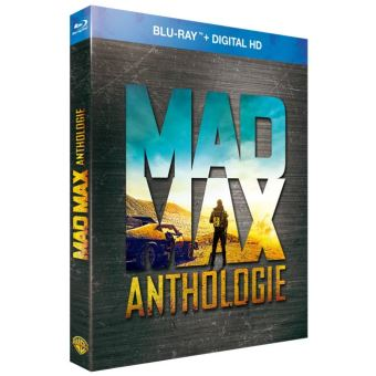 Mad MaxCoffret Mad Max Anthologie Blu-ray