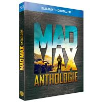 Coffret Mad Max Anthologie Blu-ray