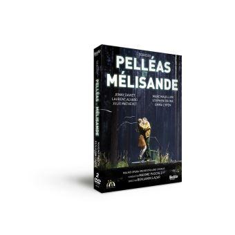 Pelléas et Mélisande DVD