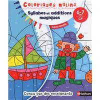 Syllabes et additions magiques 6-7 ans CP