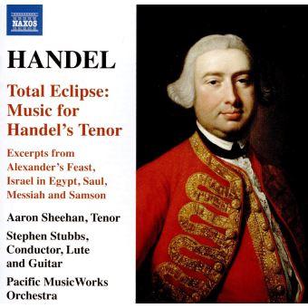 Total eclipse/music for handel s tenor