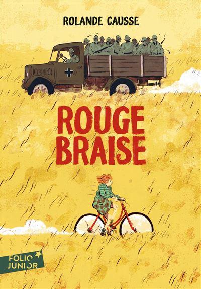 Rouge Braise - 9782075119634 - 5,49 €
