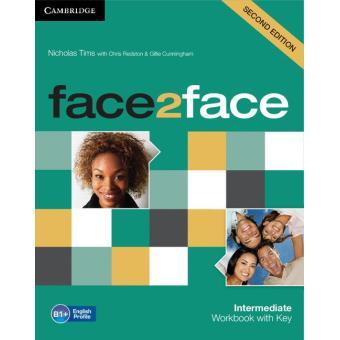 Face2face intermediate workbook with key - Poche ...