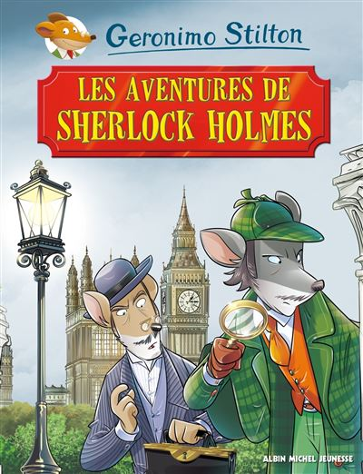 LES AVENTURES DE SHERLOCK HOLMES N° 11: Classique