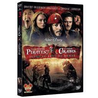 Pirates des Caraïbes 3 - Jusqu'au bout du monde - Edition Simple