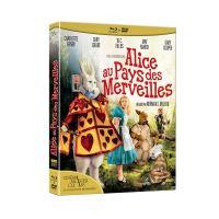 Alice au Pays des Merveilles Combo Blu-ray DVD