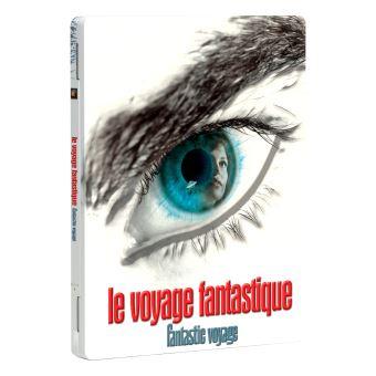 VOYAGE FANTASTIQUE -  STEELBOX - FR